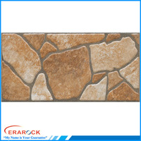 20x40 glazed rustic ceramic wall tile 2016 new style made in china