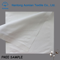cotton white satin fabric manufactures china wholesale