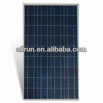 High efficiency low price ALLRUN 130w poly solar panel