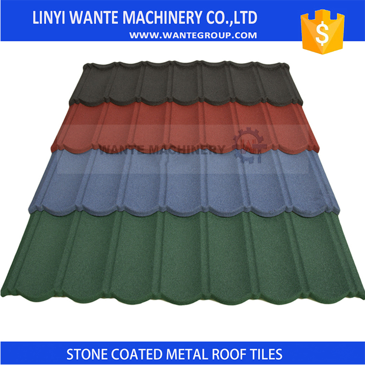 Best price of steel shake shingles manufactured in China