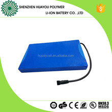 China Factory Deep Cycle Li-ion Battery Pack Battery 12v 20Ah for Solar Panel