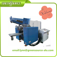 Full Automatic Aluminum Foil Roll Rewinding And Cutting Machine