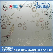 Top Chinese Manufacturer Glass Shower Screens, Bath Screen Frosted Glass