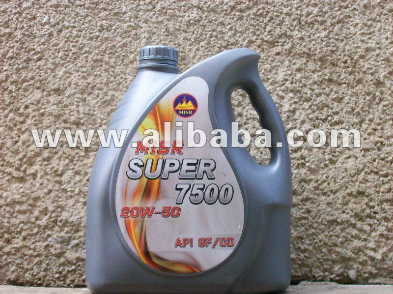 MISR SUPER OIL 7500 20W/50