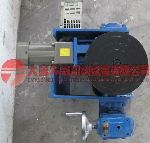 Small Tilting Welding Positioner of Automatic Type Welding Equipment Manufacturer