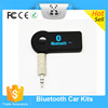 3.5mm Car Bluetooth kit Audio Music Receiver Adapter Auto AUX Streaming A2DP Kit for Speaker Headphone