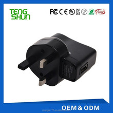 OEM 5v 1a 1.2a usb power adapter charger