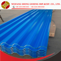 Blue Roofing Shingles From China Manufacturer