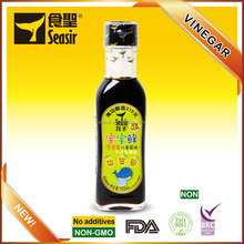 shandong seasir 150ml mini glass bottled kids soy sauce without additives