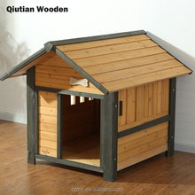 pet house wood furniture wooden pet bed house