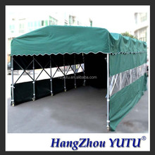 TLP0253 PVC fabric motorcycles and car parking tent