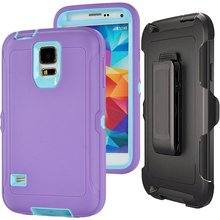 Pvc Cases Shockproof Protective Hybrid Stand Phone Case For Sam Galaxy S5/Note8 Cover
