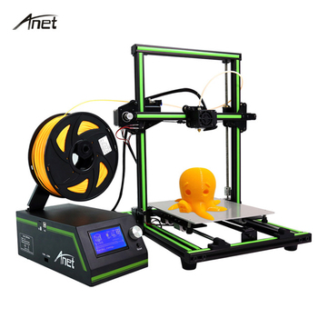 New Design Anet E10 3D Printer Machine with Large Printing Size 220 x 270 x 300mm Desktop DIY 3D Printer Kit for Sale