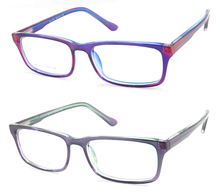 Propionic Imitation sheet metal Tough and firm unisex selling Retro assorted colors optical frames