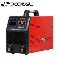 2016 high frequency welder MMA200A DC inverter arc aluminium welding machine