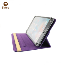 Factory direct wholesale universal 8 inch tablet protective case cover for ipad