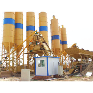 HZS Concrete batching mixing plant for sale