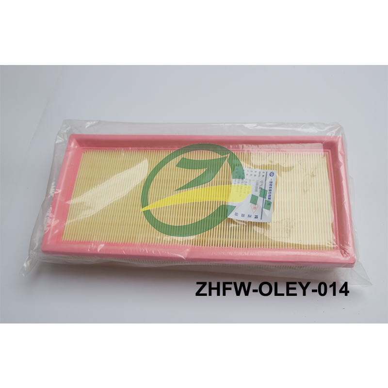 Car engine parts air filter for FAW Oley 1109160HL