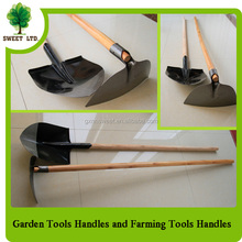 china names agricultural tools manufacture wooden shovel handle