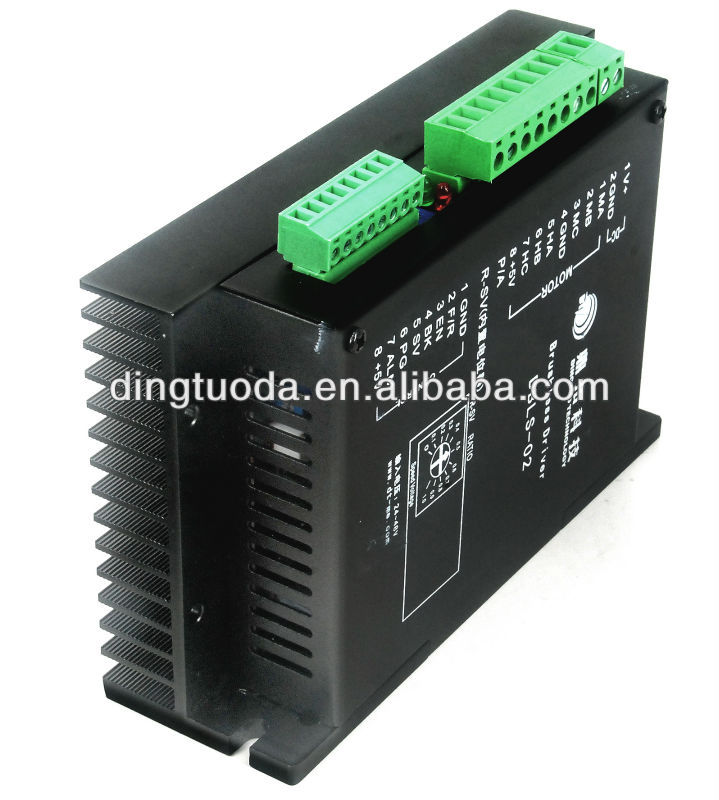 24-48V high performance brushless motor driver