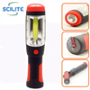 3W COB+1W led worklight with magnet Work Lamp inspection flashlight torch