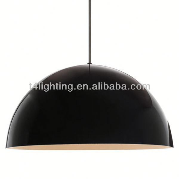 metal lamp shade/black