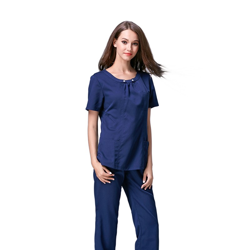 Hospital Medical Uniform Fashionable Nurse Uniform Designs