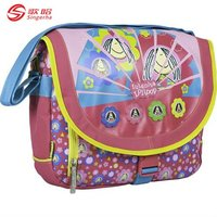 2012 New Design Cute Messenger Bags School For Girls