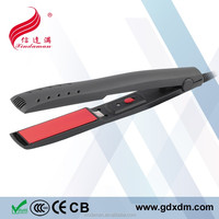 Personal Care Professional Salon Hair Flat Iron Straightener Various Color OEM /Ceramic Coating Plate Hair Straightener