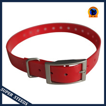 waterproof adjustable cervical leather dog collar
