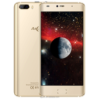 "AllCall Rio MTK6580A Quad Core 3G SmartPhone 5.0"" HD 3D CURved 1GB+16GB Android 7.0 OS 8MP Dual Back Cameras Mobile Cell Phone"