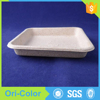 Made in China Disposable Molded Paper Pulp Cardboard Packaging Tray