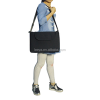 China Neoprene Laptop Computer Bag with Shoulder Strap