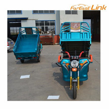 most eco electric three wheel bike and electric tricycle for self charging TCA