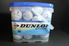2 Piece practice golf ball with bucket box