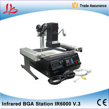 Hot sell LY HR6000 bga rework station/BGA Reballing Station upgraded from IR6000
