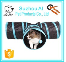 New Hot Sale Outdoor Interactive Play Pet Tunnel Toys Funny Cat Tube