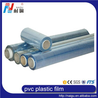 cheap super clear door curtain pvc film with differet thickness