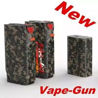 Factory price and good quality kamry 200w TC Camouflage Ak-47 big vapor pen