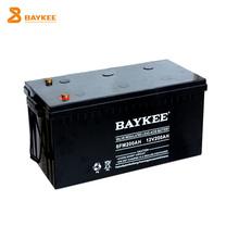 Baykee 12v 150ah solar battery dc 12v battery power