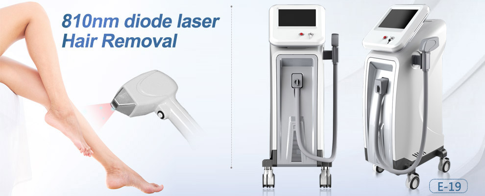 Best Seller 2017 810nm Laser Diode / Diode Laser Hair Removal for body hair