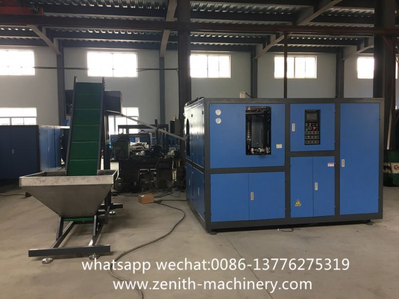 Competitive Price Fully-Automatic Plastic 5 Gallon Bottle Pet Water Blowing Machine Manufacture