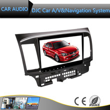 "7"" GPS Navi Android 6.0 Double 2DIN Car Auto Stereo WIFI 3G Bluetooth Radio+ CAM for Lancer"