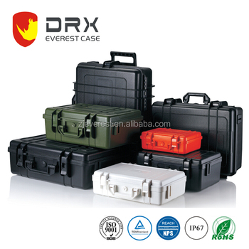 Hard Gun Case, ammo can, military plastic case box