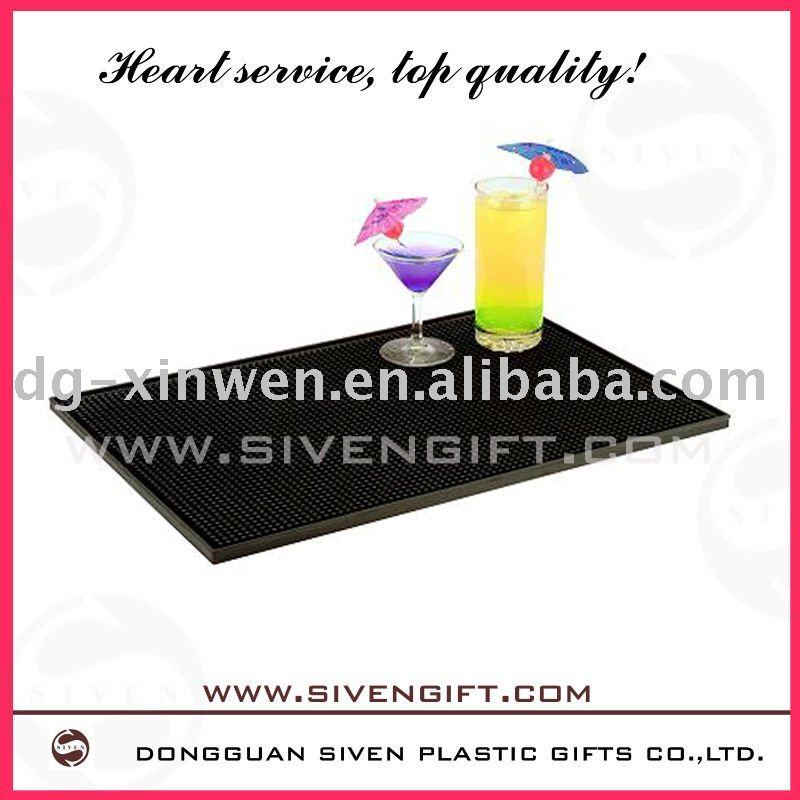 neoprene pvc bar mats sale
