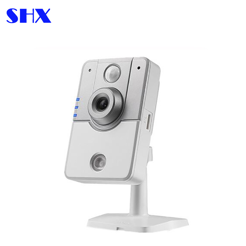 New arrive home use series 1Megapixel HD 720P Cube Network Security Wireless IP Camera