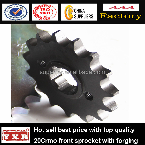 small sprocket, cheapest motorcycle chain,standard motorcycle sprocket