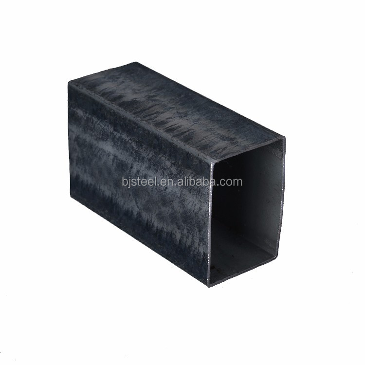 ERW welded pre galvanized square rectangular structure hollow steel pipe tube