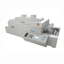 Precision stepper smt reflow oven, t-960 reflow oven