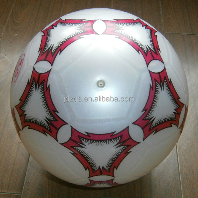 PVC Toys Ball Toy Football Size 5